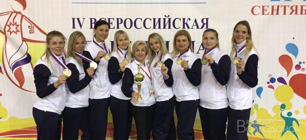 Волгодонск представил спортсменов на Спартакиаде трудящихся России-2017
